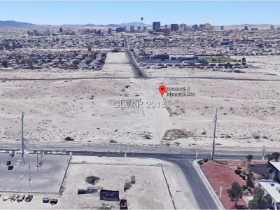 North Las Vegas Residential Lots & Land For Sale: Revere & Plymouth
