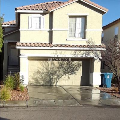 Las Vegas  Single Family Home For Sale: 6602 Wind Whisper Street