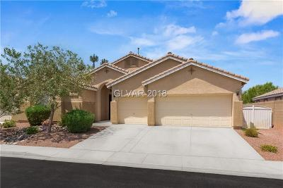 North Las Vegas Single Family Home Under Contract - Show: 7013 Longhorn Cattle Street