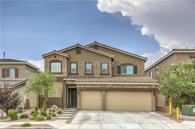 Las Vegas NV Single Family Home Under Contract - No Show: $414,500