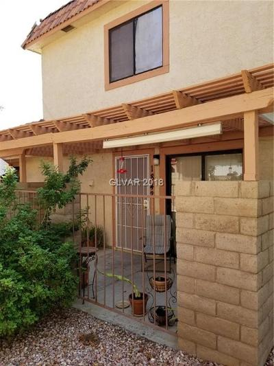 Henderson Condo/Townhouse Under Contract - No Show: 1842 Mimosa Court