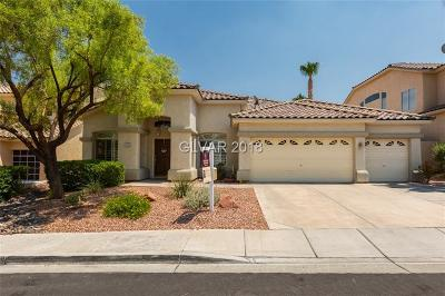 Henderson Single Family Home Under Contract - Show: 1745 Sand Storm Drive