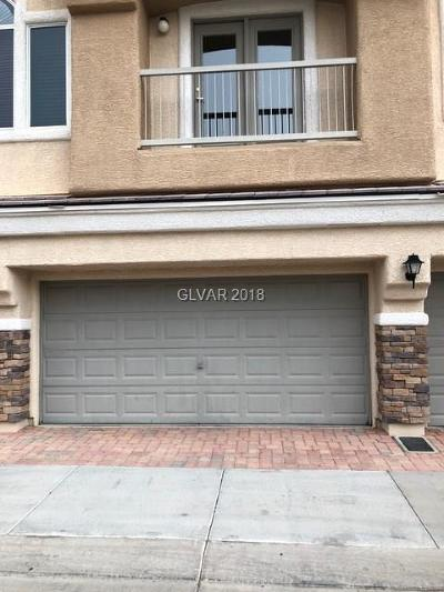 North Las Vegas Condo/Townhouse Under Contract - No Show: 3416 President Pride Place #2