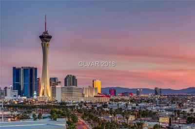 Las Vegas High Rise For Sale: 900 Las Vegas Boulevard #705