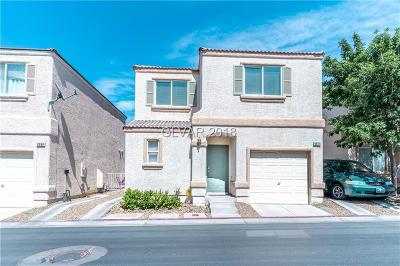 Las Vegas NV Single Family Home Under Contract - No Show: $229,900