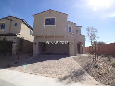 North Las Vegas Single Family Home For Sale: 4503 Amberley Ridge Avenue