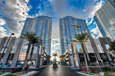 Las Vegas High Rise For Sale: 4575 Dean Martin Drive #700