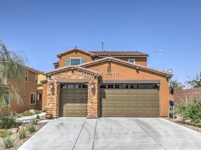 North Las Vegas Single Family Home For Sale: 6741 Anvil Rock Street
