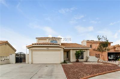 Henderson NV Single Family Home Under Contract - No Show: $324,000