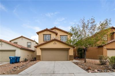 Las Vegas NV Single Family Home Under Contract - No Show: $307,000