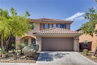 Las Vegas NV Single Family Home For Sale: $333,000