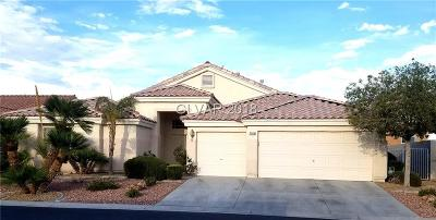 Las Vegas Single Family Home For Sale: 7100 Sea Orchard Street
