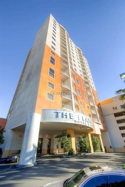 Platinum Resort Condo High Rise For Sale: 211 East Flamingo Road #1219