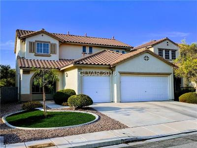 Single Family Home For Sale: 2994 Paseo Hills Way