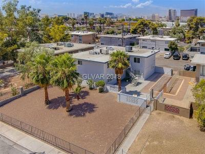 Las Vegas Multi Family Home Under Contract - Show: 3361 Brussels Street