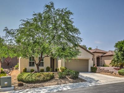 Henderson Single Family Home Under Contract - No Show: 2153 Hanston Court