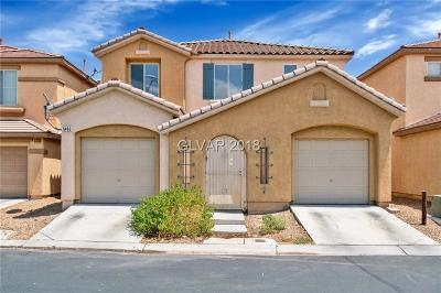 Las Vegas NV Single Family Home Under Contract - Show: $274,900