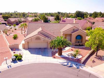 Las Vegas Single Family Home Under Contract - Show: 2812 Brianwood Court