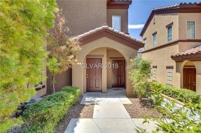 Las Vegas NV Condo/Townhouse Under Contract - No Show: $206,000