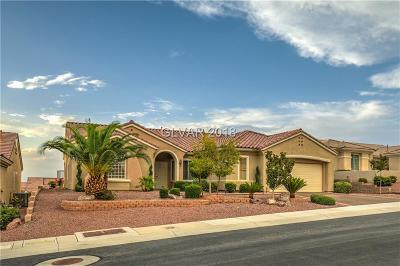 Henderson NV Single Family Home Under Contract - No Show: $509,900