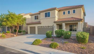 Henderson NV Single Family Home Under Contract - No Show: $425,000