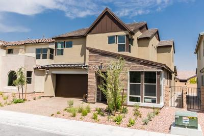 Las Vegas Single Family Home For Sale: 8340 Charleston Peak Street