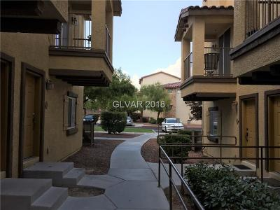 North Las Vegas Condo/Townhouse Under Contract - No Show: 5960 Palmilla Street #LOT 7