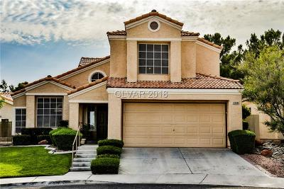 Las Vegas NV Single Family Home Under Contract - No Show: $369,900