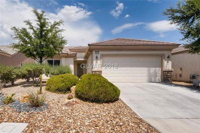 North Las Vegas Single Family Home Under Contract - Show: 2332 Carrier Dove Way