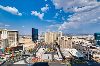 Clark County High Rise Under Contract - No Show: 3722 Las Vegas Boulevard #2503