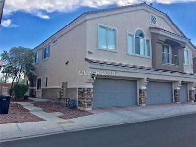 North Las Vegas Condo/Townhouse Under Contract - Show: 6744 Lavender Lilly Lane #3