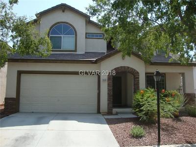 Las Vegas Single Family Home Under Contract - Show: 7828 Brilliant Forest Street