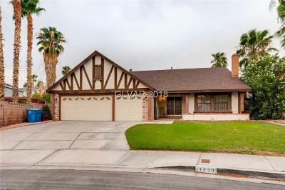 Single Family Home For Sale: 1830 Muchacha Drive