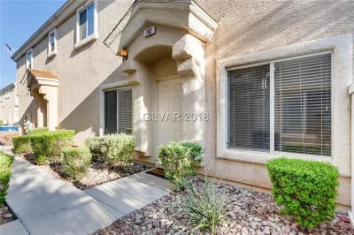 Henderson Condo/Townhouse Under Contract - No Show: 5983 Trickling Descent Street #102