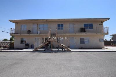 Las Vegas Multi Family Home For Sale: 4030 Carey Avenue