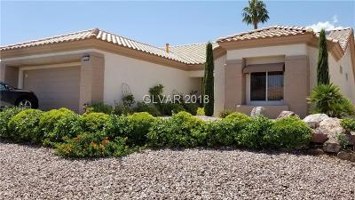 Las Vegas Single Family Home Under Contract - No Show: 2529 Deer Lake Street