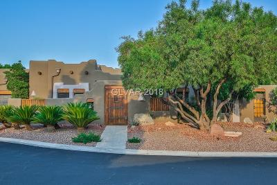 Las Vegas  Single Family Home For Sale: 2946 Mondavi Court
