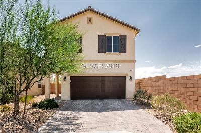 Las Vegas NV Single Family Home Under Contract - No Show: $299,888