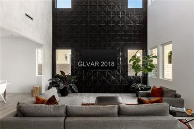 Las Vegas NV Single Family Home For Sale: $925,000