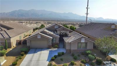 Las Vegas Single Family Home Under Contract - Show: 5924 Cozumel Place