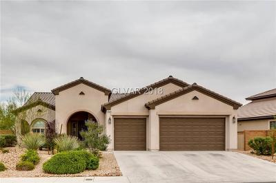 North Las Vegas Single Family Home For Sale: 7320 Pinfeather Way
