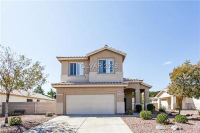 Henderson NV Single Family Home Under Contract - No Show: $283,000