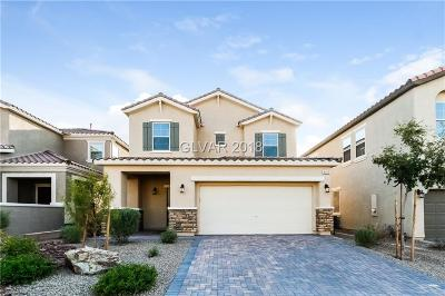 Henderson NV Single Family Home For Sale: $354,000