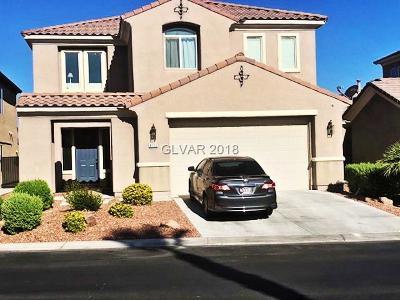 Las Vegas Single Family Home For Sale: 8725 Sherwood Park Drive