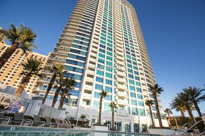 Sky Las Vegas High Rise Under Contract - No Show: 2700 Las Vegas Boulevard #2503