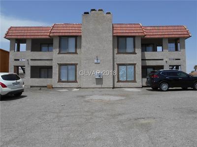 Las Vegas Multi Family Home For Sale: 6994 Issac Avenue