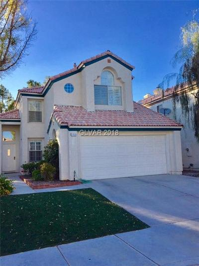 Single Family Home For Sale: 1513 Imperial Cup Drive