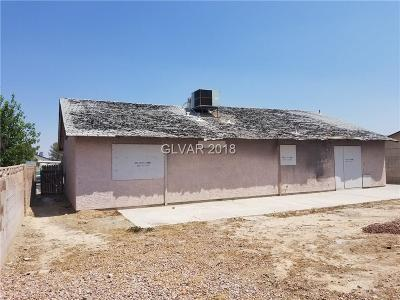 Las Vegas Single Family Home Under Contract - No Show: 2136 Conchita Street
