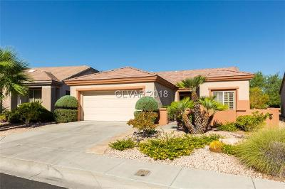 Henderson NV Single Family Home Under Contract - Show: $379,000