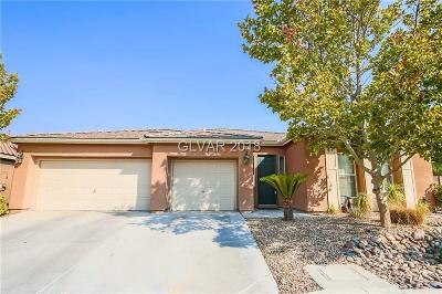 Las Vegas Single Family Home For Sale: 4497 Via Bianca Avenue